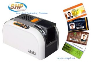 Máy in thẻ nhựa Hiti CS220e